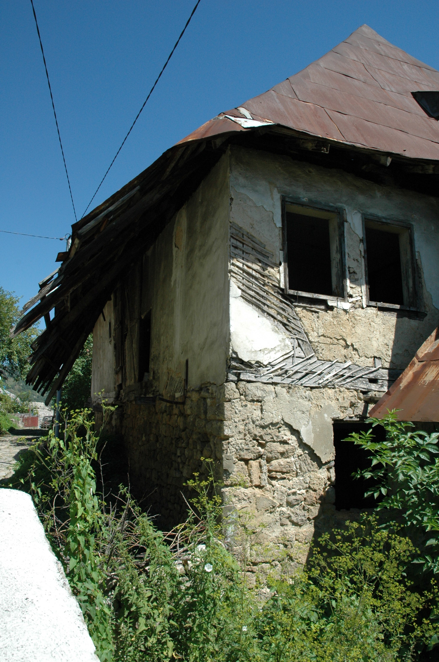 Odhad rozestavěné nemovitosti